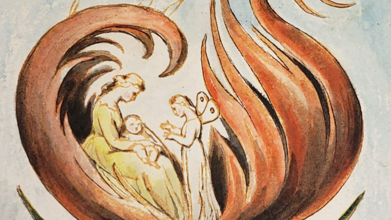 Blake's Prints: 1789 Songs of Innocence by William Blake