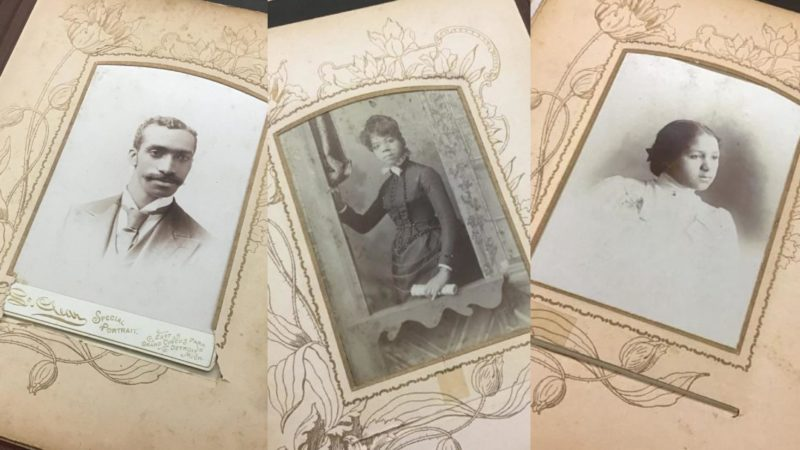 New Acquisition: Rare 19th Century Photograph Album Featuring African Americans