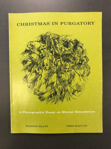 Cover of book Christmas in Purgatory