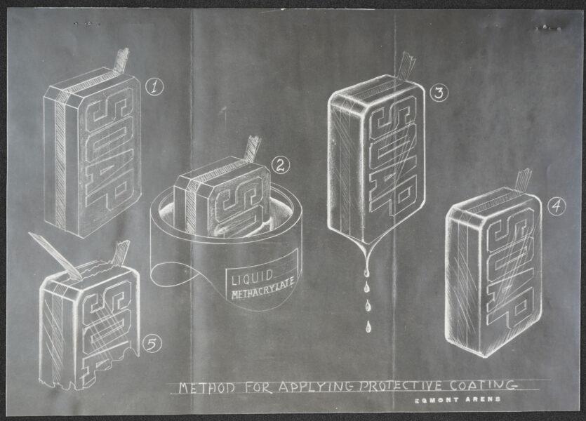 Designs of soap bars