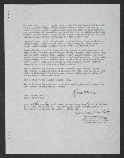 Black typewriter text on white paper background.