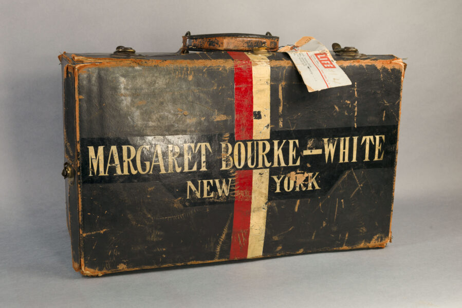 Margaret Bourke-White Suitcase