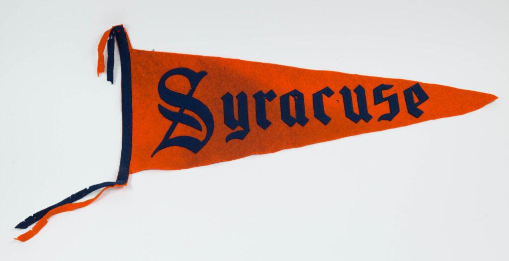 Syracuse Pennant