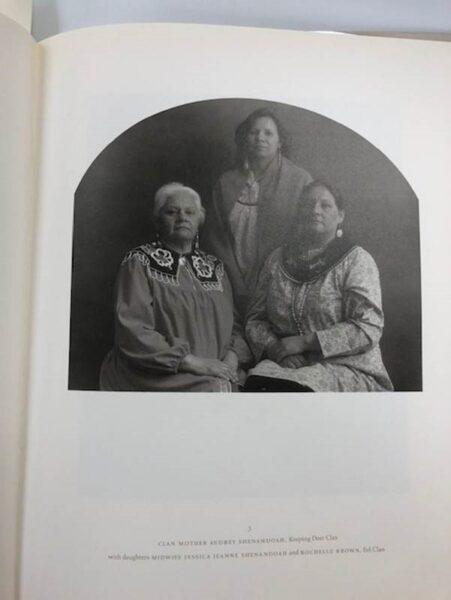 image of Clan Mother Audrey Shenandoah