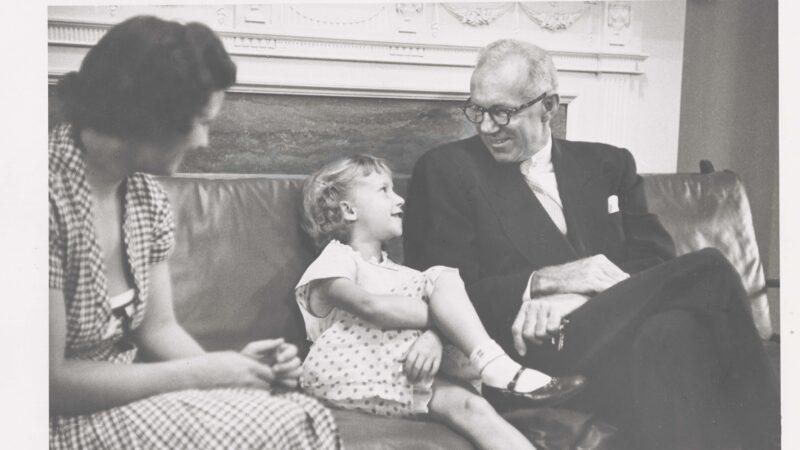75 Years of Benjamin Spock's Common Sense Parenting