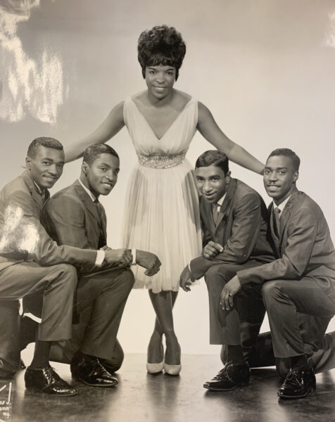 Ruby and the Romantics publicity shot.