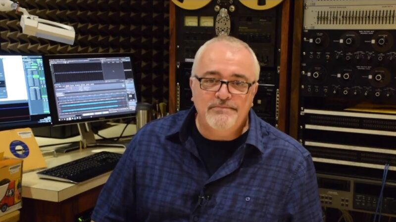The Digital Underground: The Perils and Legacy of Audio Preservation at The Belfer Audio Archive, A Conversation with Jim Meade